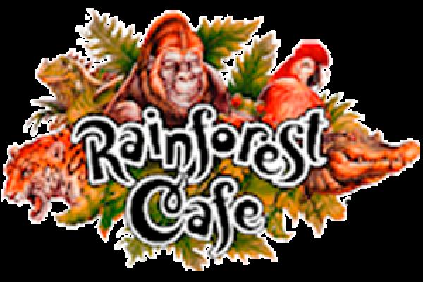 Rainforest Cafe Houston Menu Prices