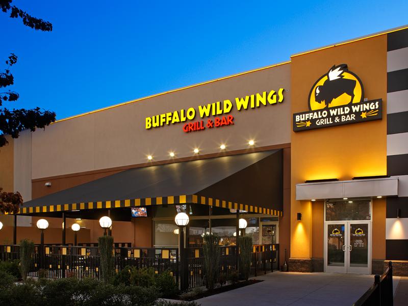The Minnesota Wild Restaurant Menu