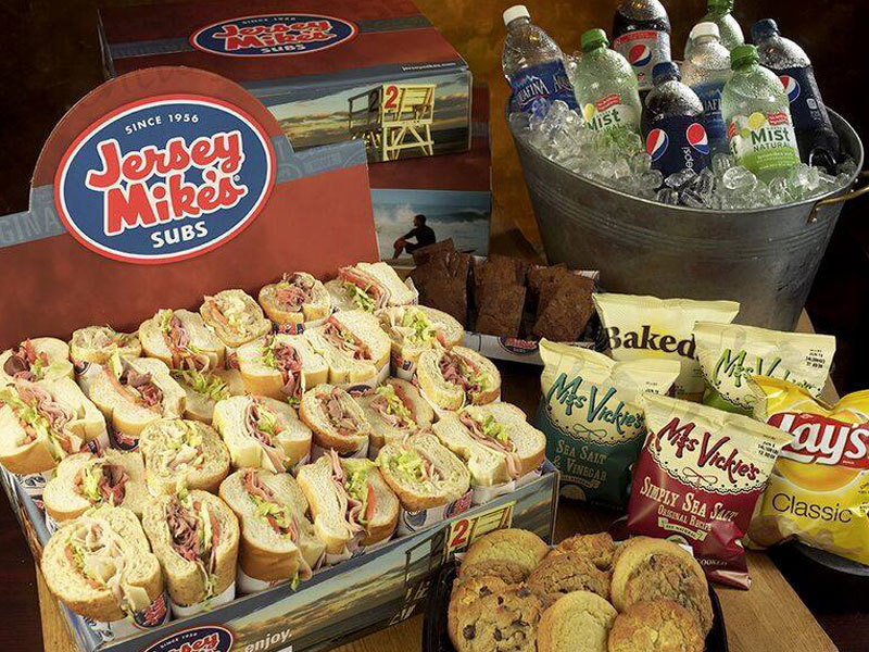 Jersey Mike's Subs Prices 20221