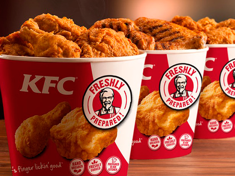 At KFC ®, we take great pride and care to provide you with the best food and dining experience. To help you further, we've provided nutritional information so you can make informed choices about what to eat.