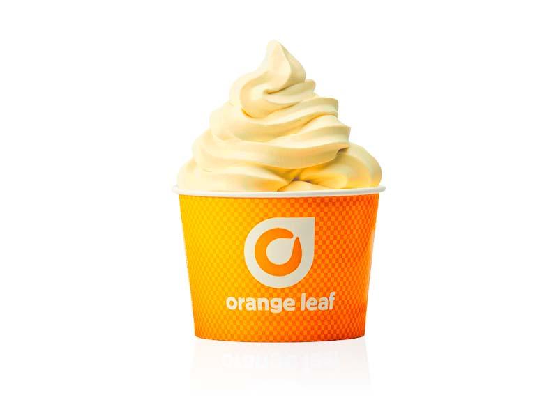 Orange Leaf Frozen Yogurt Prices In Usa Fastfoodinusa Com