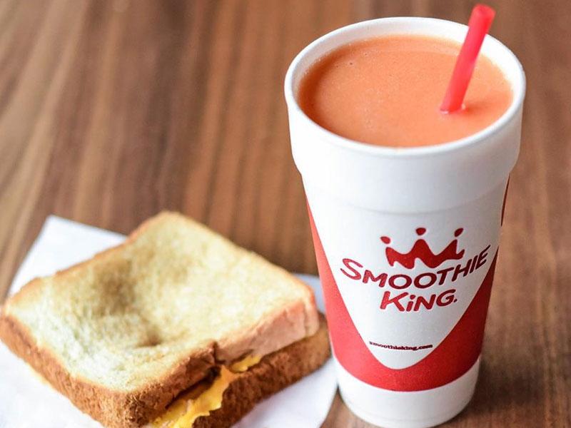 Smoothie King Prices In Usa Fastfoodinusa Com