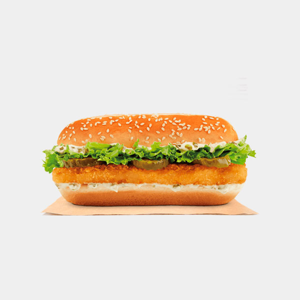 Extra long fish sandwich nutrition info ingredients for Fish sandwich calories