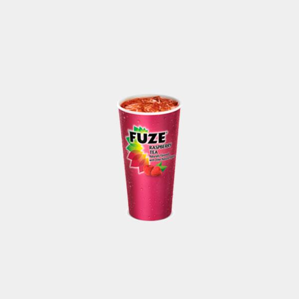 FUZE Raspberry Tea nutrition info