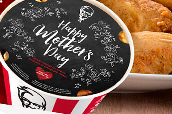 KFC Mother's Day