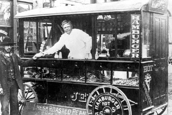 old food truck