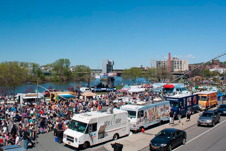fast food truck festival