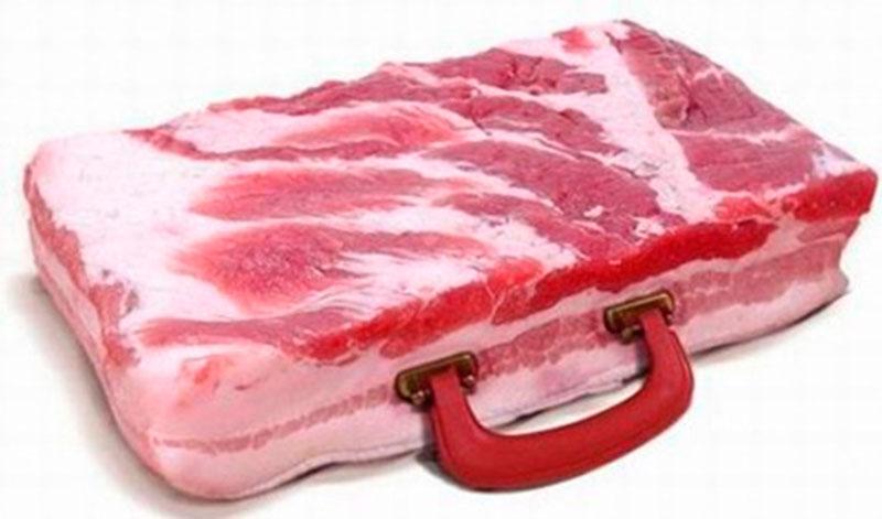Bacon Briefcase