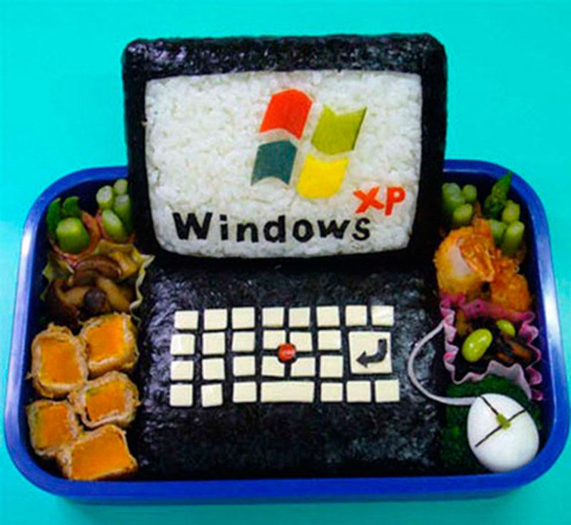 Windows XP Notebook