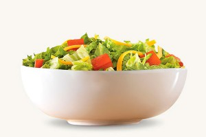 Arby's Chopped Side Salad