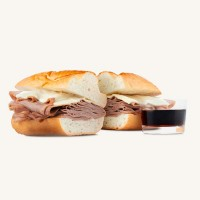 Arby's French Dip and Swiss