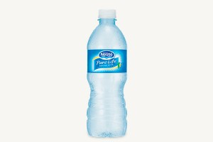 Arby's Kids Nestle Pure Life Bottled Water