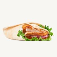 Arby's Roast Turkey and Swiss Wrap