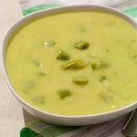 Au Bon Pain Asparagus & Pea Soup