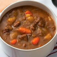 Au Bon Pain Beef & Vegetable Stew