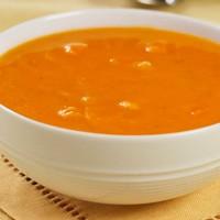Au Bon Pain Carrot Ginger Soup