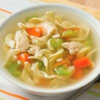 Au Bon Pain Chicken Noodle