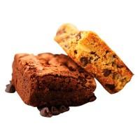 Au Bon Pain Chocolate Chip Brownie