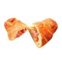 Au Bon Pain Ham and Cheese Hot Croissant