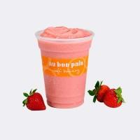 Au Bon Pain Strawberry Smoothie