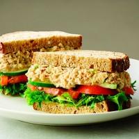 Au Bon Pain Tuna Salad