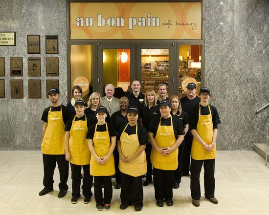 Au Bon Pain employees