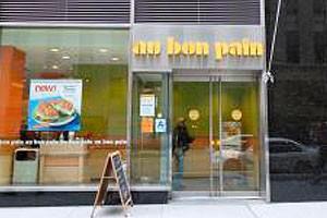 Au Bon Pain in Manhattan