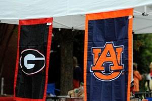 Auburn Georgia Flag