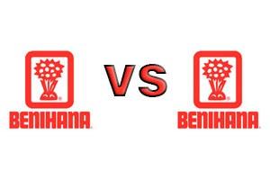 Benihana vs Benihana