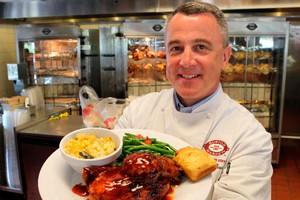 Boston Market Chef