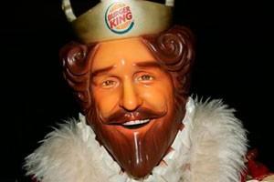 Burger King Mascot