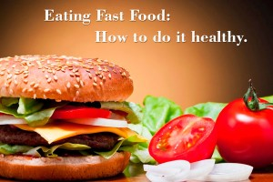 Eating Fast Food