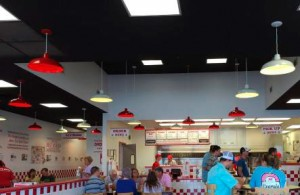 Five Guys Anderson