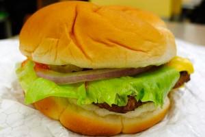 Hamburger Wendy's