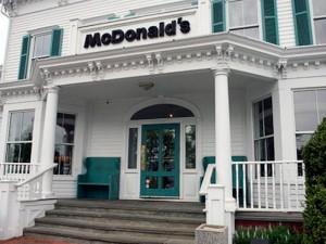 McDonald's Georgian