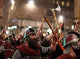 New Year Tradition Scotland