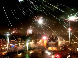 New Year Tradition The Netherlands