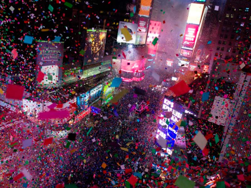 New Years Eve Good Luck Traditions