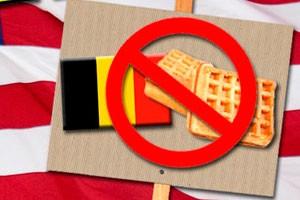 Waffle House Belgium Boycot