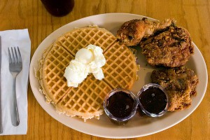 Waffle House Chicken