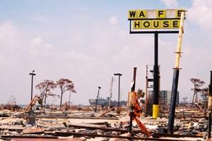 Waffle House Destroyed