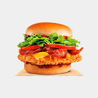 Burger King A1 Smoky Bacon TENDERCRISP