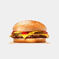 Burger King Cheeseburger