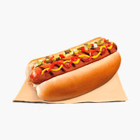 Burger King Classic Grilled Dog