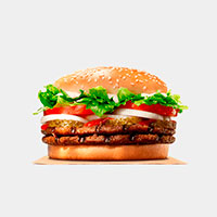Burger King Double Whopper Sandwich