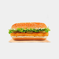 Burger King Extra Long Fish Sandwich
