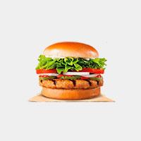 Burger King Flame Grilled Chicken Burger