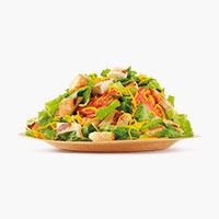 Burger King Garden Grilled Chicken Salad
