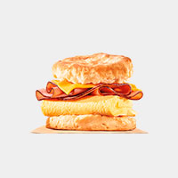 Burger King Ham, Egg, Cheese Biscuit
