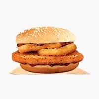 Burger King Rodeo Chicken Sandwich